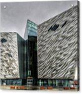 Belfast Northern Ireland United Kingdom Uk Acrylic Print