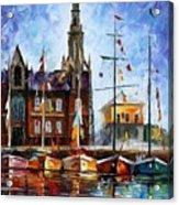 Belgium  Acrylic Print