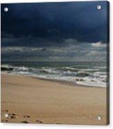 Believe - Jersey Shore Acrylic Print