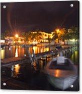 Belizean Night  Acrylic Print