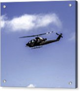 Bell Cobra Helicopter Acrylic Print