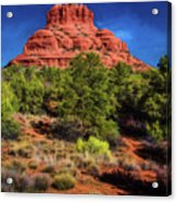 Bell Rock Dream Acrylic Print