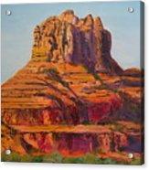 Bell Rock In Sedona Arizona - High Res. Acrylic Print