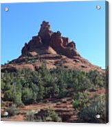 Bell Rock Sedona Acrylic Print