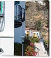 Santa Catalina Island Bell Tower Acrylic Print