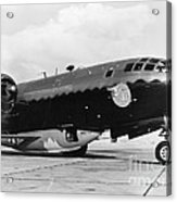 Bell X-1 Resting In Belly Of B-29, 1947 Acrylic Print