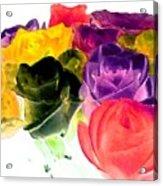 Bella Flora 6 Acrylic Print