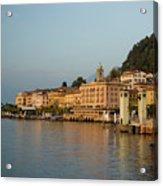 Bellagio Approach Acrylic Print by Chuck Parsons