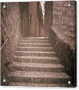 Bellagio Stairs Acrylic Print