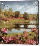 Bellingrath Gardens Acrylic Print