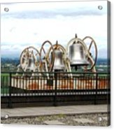 Bells At The Abbey Acrylic Print