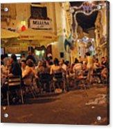 Bellusa Cafe No. 2 Acrylic Print