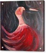 Belly Dancer 3 Acrylic Print