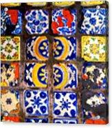 Belmar Tiles By Darian Day Acrylic Print
