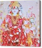 Beloved Lakshimi Acrylic Print