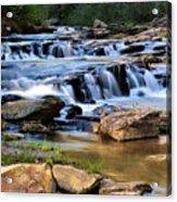 Below Toccoa Falls Acrylic Print