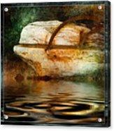 Beluga Acrylic Print