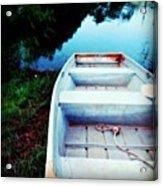 Rusted Boat Acrylic Print