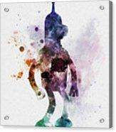 Bender Acrylic Print