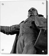 Benito Juarez Statue Acrylic Print
