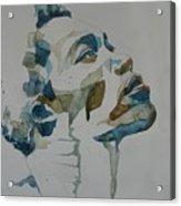Benjamin Clementine Acrylic Print