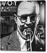 Benny Goodman Acrylic Print