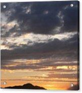 Benog Sunset 2 Acrylic Print