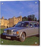 Bentley Automobile Acrylic Print