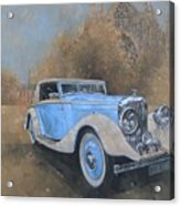 Bentley By Kellner Acrylic Print