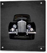 Bentley Continental 1952 Acrylic Print