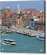 Benvenuto Venice Acrylic Print