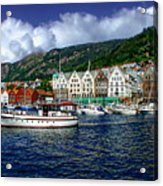Bergen - Norway Acrylic Print