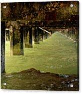 Berkley Pier California Acrylic Print