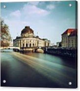 Berlin Bode Museum Acrylic Print