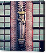 Berlin - Industrial Architecture Acrylic Print