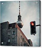 Berlin-mitte Acrylic Print