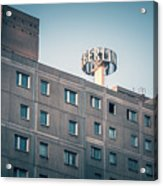 Berlin - Plattenbau Acrylic Print