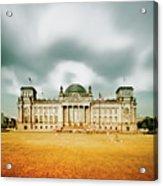 Berlin Reichstag Building Acrylic Print