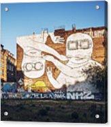 Berlin - Street Art Acrylic Print
