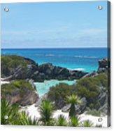 Bermuda Bliss Acrylic Print