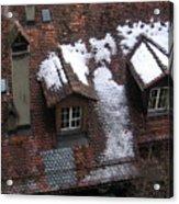 Berne Rooftops II Acrylic Print