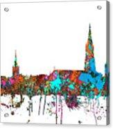 Berne Switzerland Skyline Acrylic Print