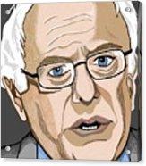 Bernie Acrylic Print