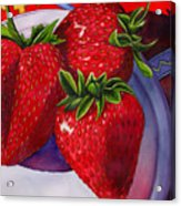 Berry Berry Berry Good Acrylic Print