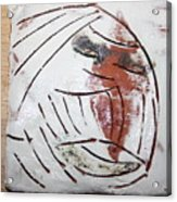 Bertha - Tile Acrylic Print