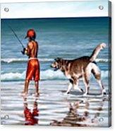 Best friends II Acrylic Print