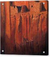 Betatakin Ruins Acrylic Print