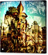 Bethany Overlay Acrylic Print