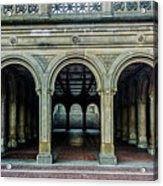 Bethesda Terrace Arcade 4 Acrylic Print