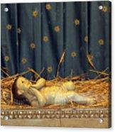 bethlehem - Baby Jesus  Acrylic Print